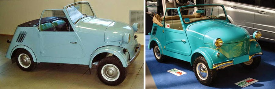 Dark Roasted Blend Rare Microcars Br The Small The Tiny And The