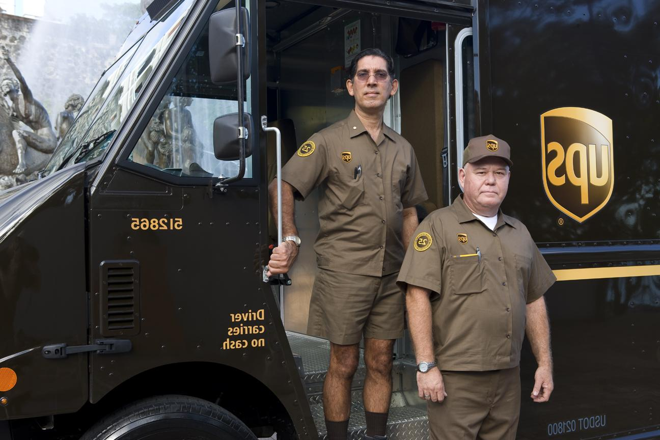 UPS drivers in Puerto Rico