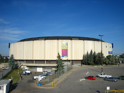 Northlands Ice Coliseum, 7424 118 Ave, Edmonton, AB T5J 2N5, Canada, Live Music Venue, state Alberta