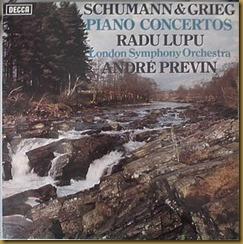Grieg Concierto Piano Lupu