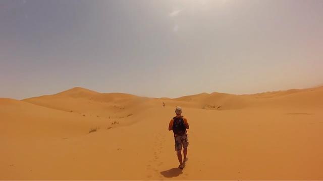 morocco sahara desert erg chebbi
