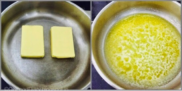 Homemade Ghee Recipe for Babies (From Butter) | How to Make Ghee at Home 3
