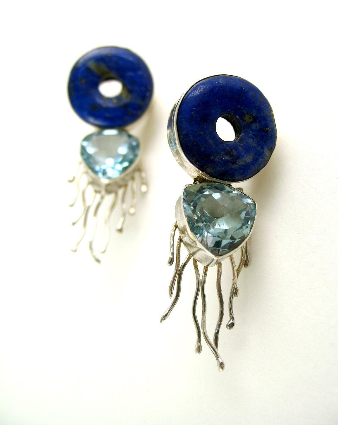 Topaz Lapis Lazuli from