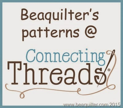 beaquilter at connecting threads