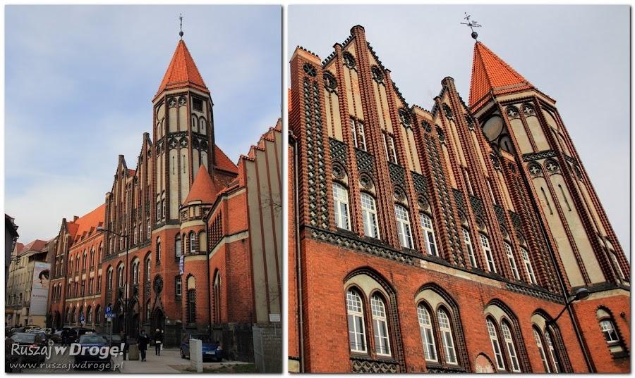 Budynek Poczty Polskiej w Gliwicach