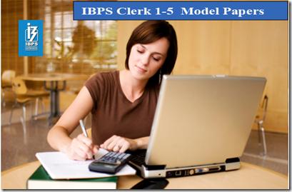 IBPS Clerk Preliminary Question paper PDF Set1- 5  download