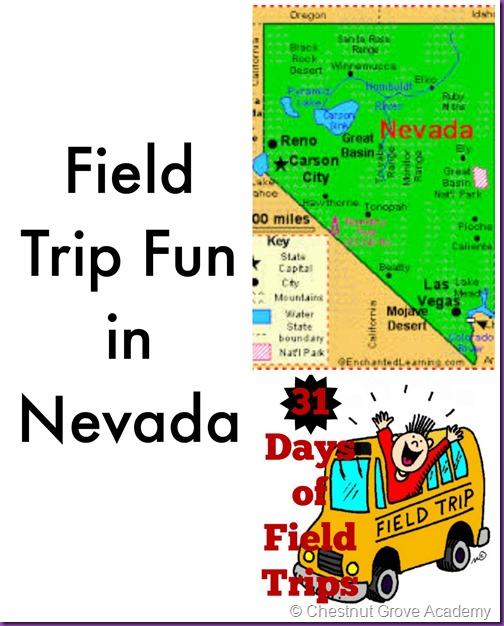 Nevada Field Trips