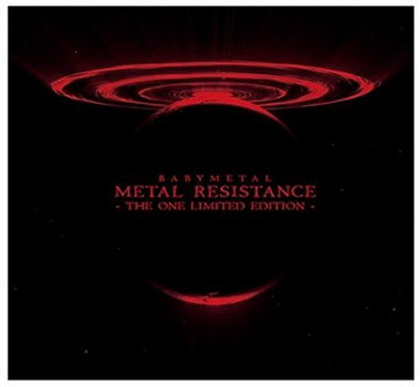 [TV-SHOW] BABYMETAL – 「METAL RESISTANCE」- THE ONE LIMITED EDITION