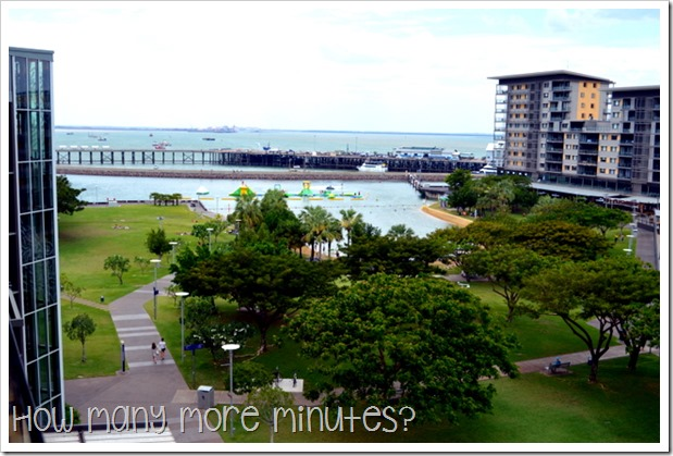 Darwin Waterfront | How Many More Minutes?