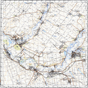 Map 100k--m37-121--(1979)