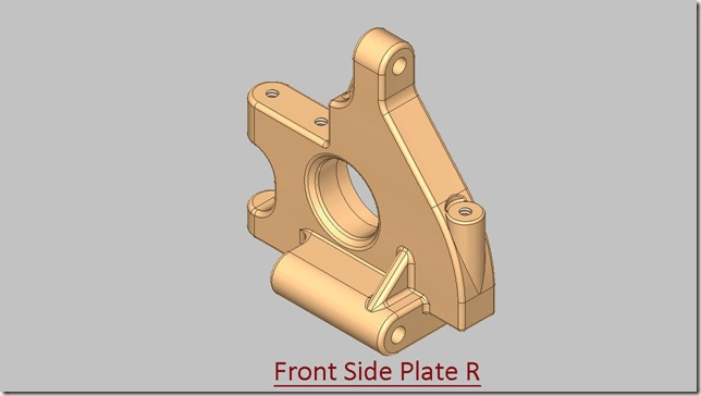 Front Side Plate R