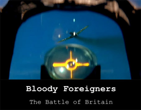 Ci cholerni cudzoziemcy. Polacy w bitwie o Angliê / Bloody Foreigners. The Battle of Britain (2009) PL.TVRip.XviD / Lektor PL
