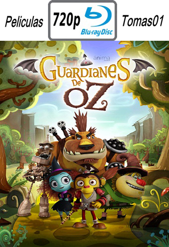 Guardianes de Oz (2015) 720p