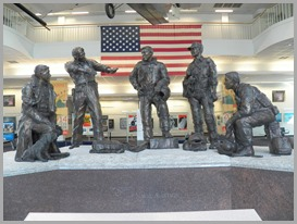 """The Spirit of Naval Aviation""..Pensacola Naval Air Museum"