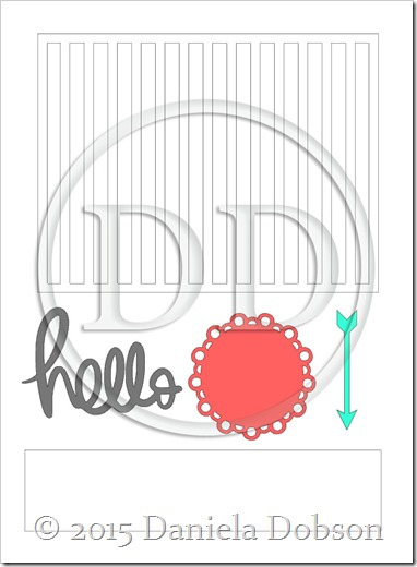 Card kit by Daniela Dobson