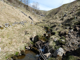 Further up Buckden Beck
