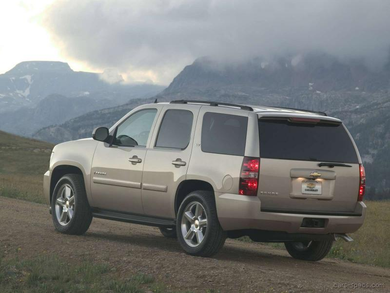 2009 chevrolet tahoe hybrid suv specifications pictures prices. Black Bedroom Furniture Sets. Home Design Ideas