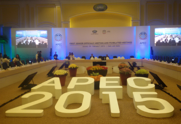 Image of Security, The Biggest Challenge for APEC Summit Manila