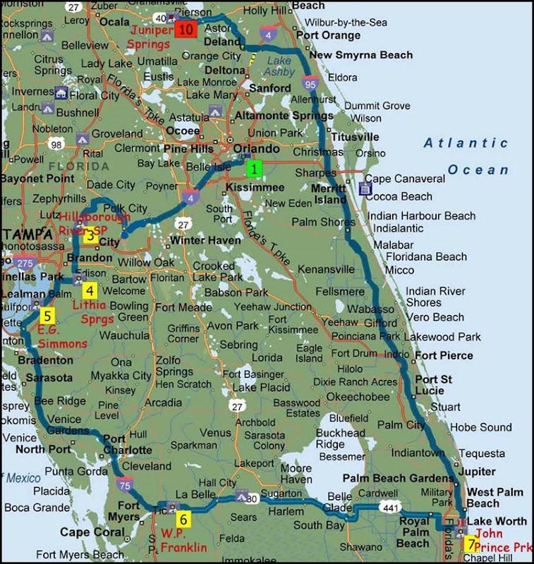 Map3 - S FL