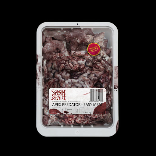 Napalm Death - Apex Predator – Easy Meat (2015)
