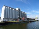 Port de Gennevilliers : Grands moulins de Paris