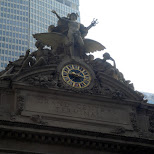 grand central terminal in New York City, New York, United States