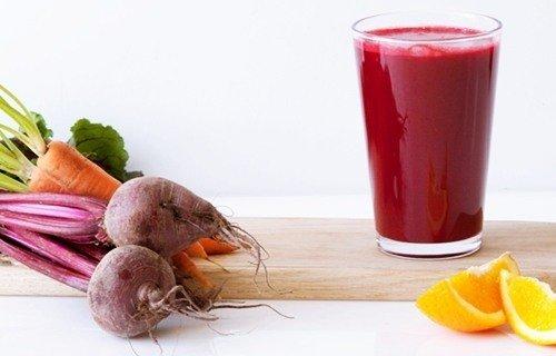 resep membuat jus buah bit