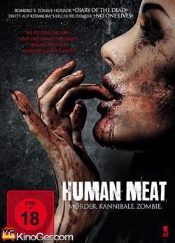Human Meat - Mörder. Kannibale. Zombie (2013)
