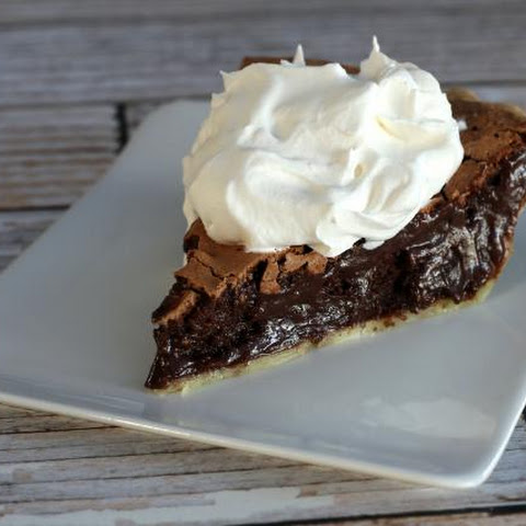 Southern Chocolate Chess Pie