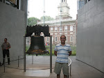 Me and the Liberty Bell!