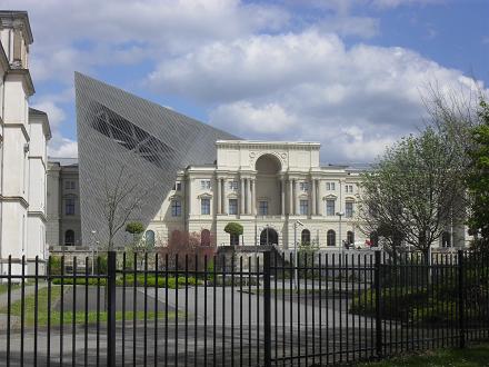 Drážďany - Vojenské muzeum