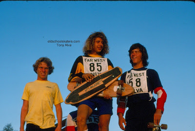 Mike Weed, Tony Alva & Pat Flannigan