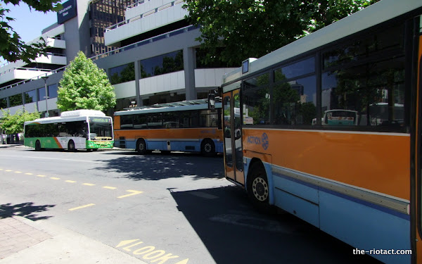 action buses