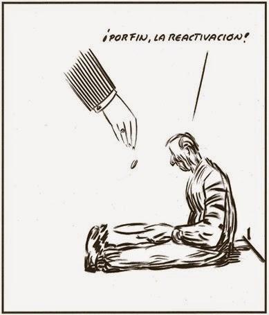 El Roto la reactivación