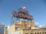 The Peabody Hotel sign in Memphis TN 07202012