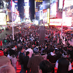 later I headed to Times Square to see what Halloween would be like there