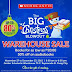 Book Sale : Scholastic's The Big Christmas Blowout