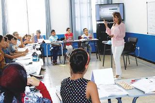 60% des Algériens parlent français