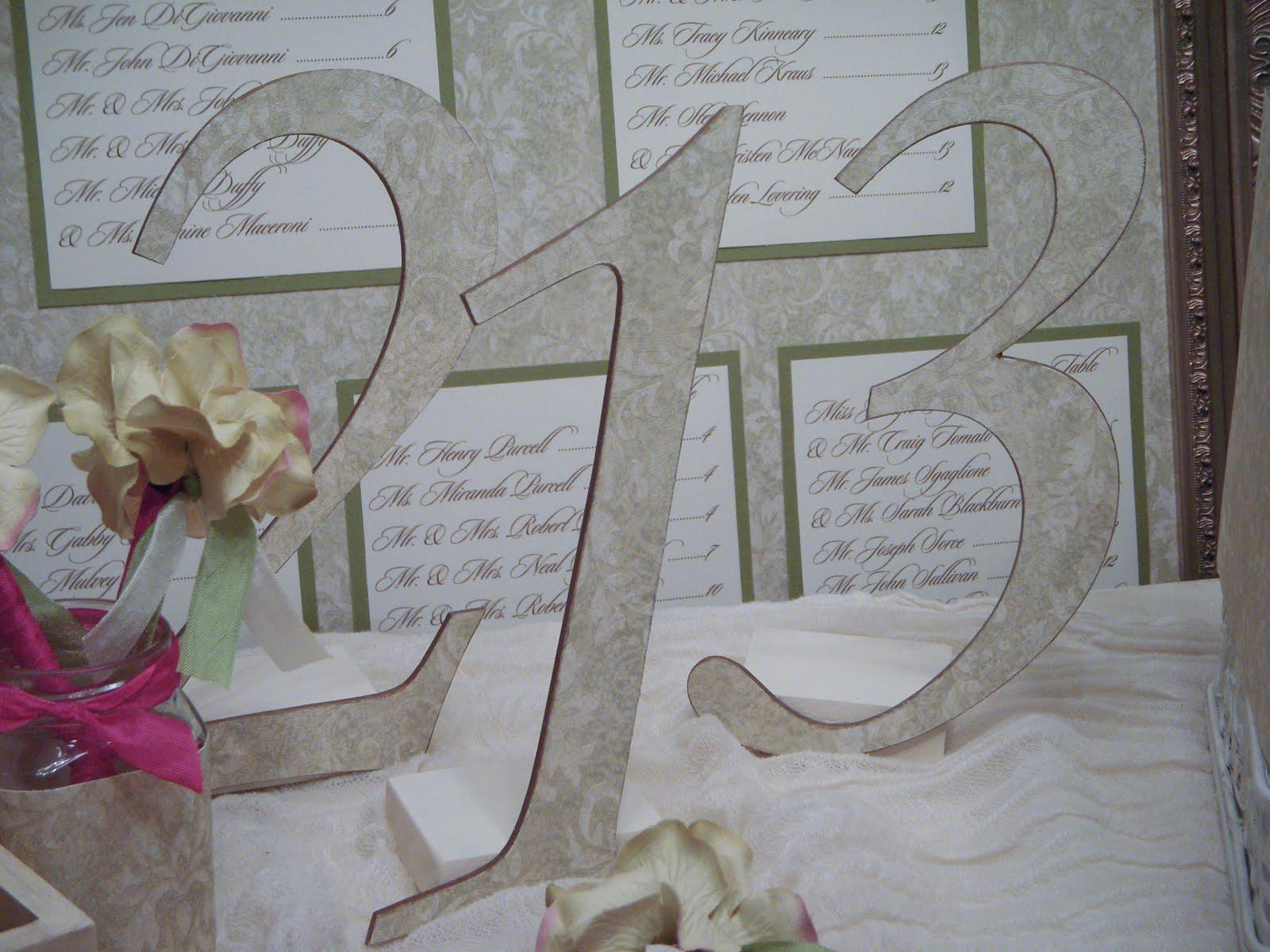wedding centerpieces using led