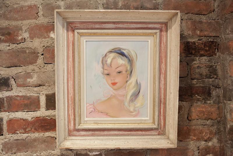 Jules Lempereur Painting 3 Blond