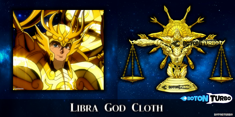 07. Libra god cloth
