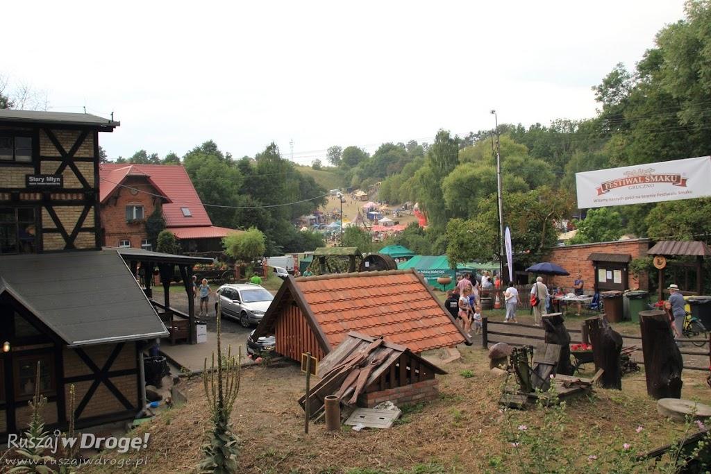 Festiwal Smaku w Grucznie - stoiska aż po horyzont!