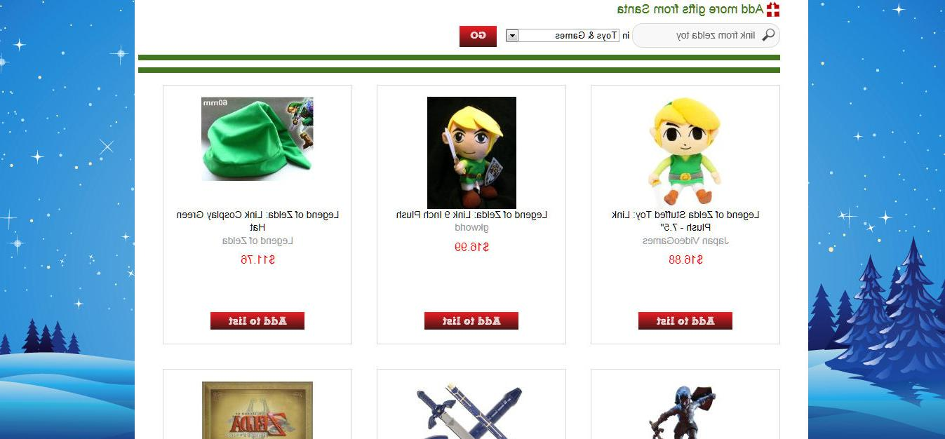 Link action figure toys.
