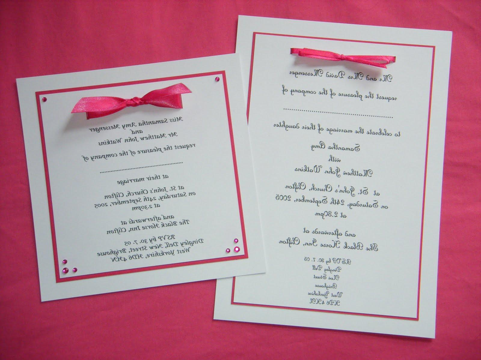 pink black wedding anniversary