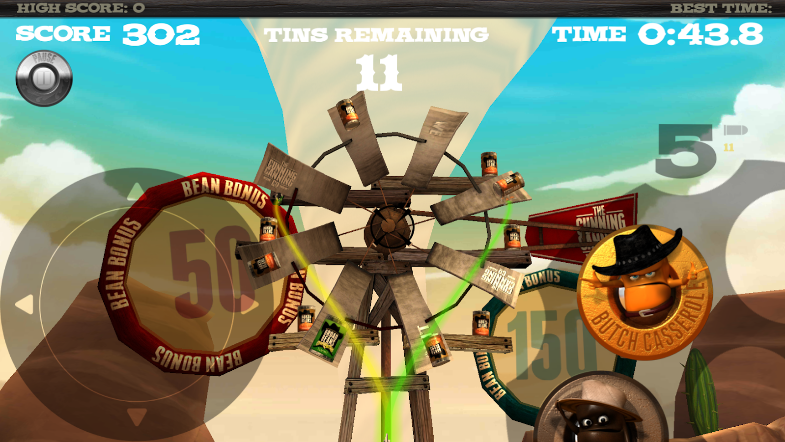 Far Tin Bandits Screenshot 2