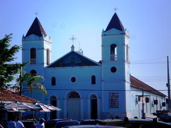 Igreja matriz de Nossa Senhora do Ó - Ilha de Mosqueiro, Belém do Parà