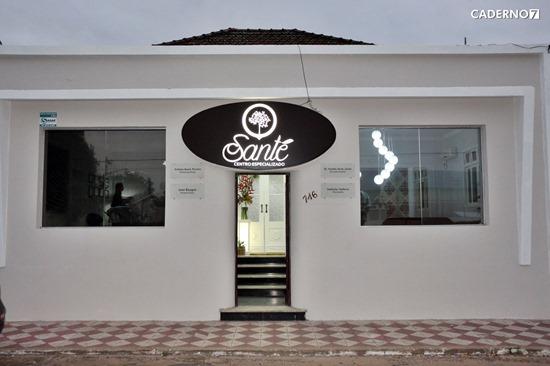 inauguração santé centro especializado 2