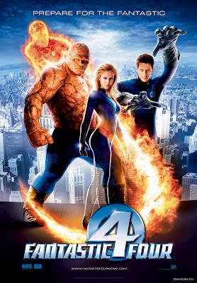 Bộ Tứ Siêu Đẳng 1 - Fantastic Four
