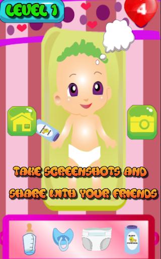 Baby Pregnancy Care Simulator - screenshot
