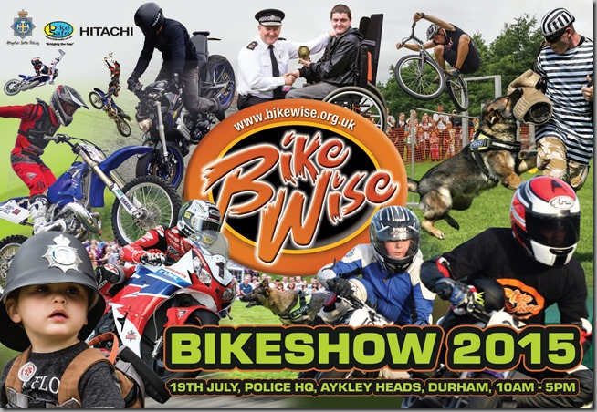Download a BikeWise 2015 Poster